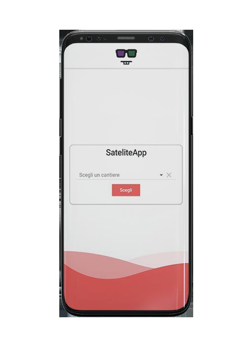 SatelliteApp - QCSNET