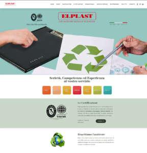 Homepage | siti web vetrina